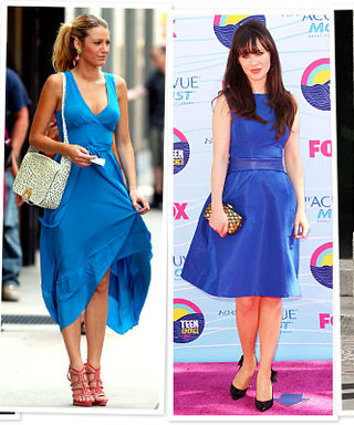 To Do: Dig Your Blue Dress Out of Your Closet