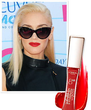 Gwen Stefani's Red Lips at the Teen Choice Awards: Get the Look