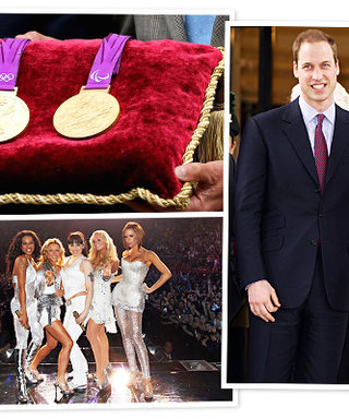2012 Olympics Fun Facts: The Spice Girls, Will and Kate, and More!
