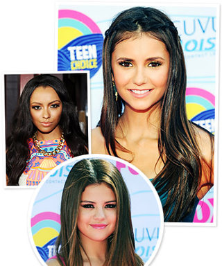 Teen Choice Awards: Our 10 Favorite Beauty Moments