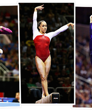Olympics 2012: See the Gymnasts' Team USA Leotards