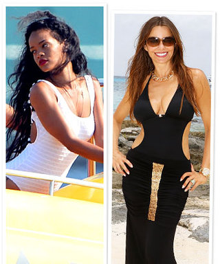 2012 Olympics: Celebrities Who Love One-Pieces