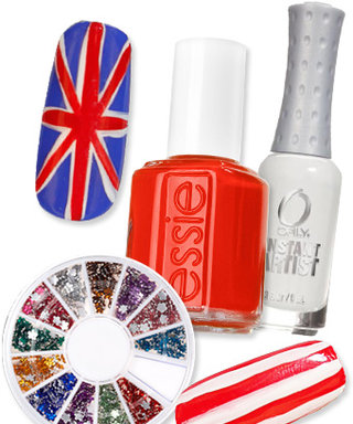 2012 Olympics: Nail Art Ideas to Show Your Team Spirit