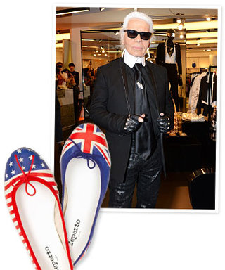 2012 Olympics Shopping: Repetto, Karl Lagerfeld, and More!