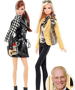 Barbie Gets a Tim Gunn Makeover: Exclusive First Look