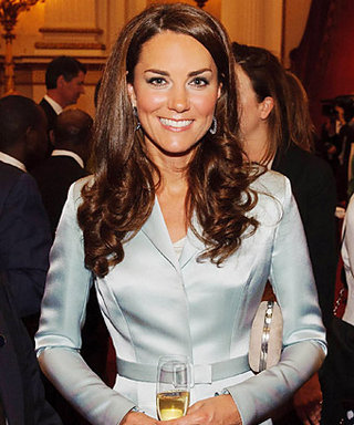 Olympics 2012: Catherine Supports Britain With Opening Ceremony Outfit
