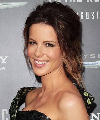 Kate Beckinsale's Tousled Updo: Try It This Weekend