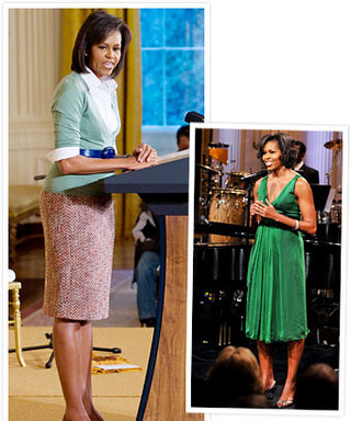 First Lady Michelle Obama's Best Style Moments!
