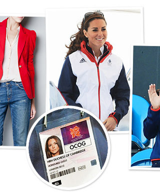 Kate Middleton Had a Busy Weekend at the Olympics