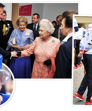 Queen Elizabeth at the Olympics: How the Royal Has Fun
