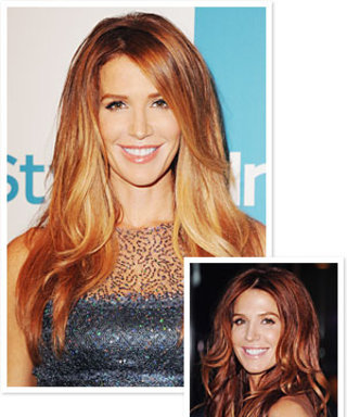 Poppy Montgomery's Third Hair Color of the Summer: Ombre