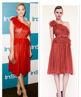 Jaime King Does What We All Do: Research Outfits!
