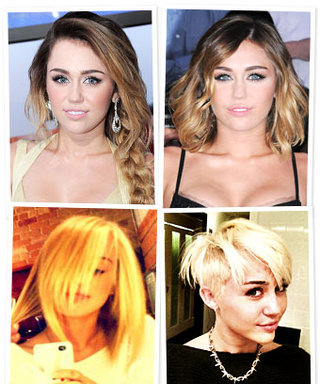 Miley Cyrus's Yearlong Hair Transformation: From Long to Pixie