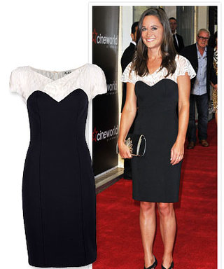 Pippa Middleton Returns! And She Wears Temperley