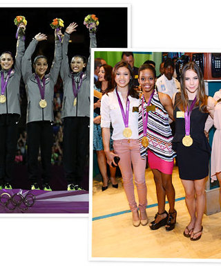 Fierce Five Gymnast Style: On and Off the Mat