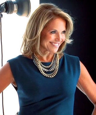 Katie Couric's InStyle Photo Shoot: Behind-the-Scenes Video