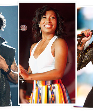 Mary J. Blige Tour Starts: Opener Melanie Fiona Talks Stage Style