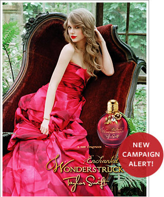See Taylor Swift's New Wonderstruck Enchanted Ad