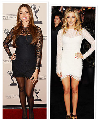 Found It! The Little Lace Dress Sofia Vergara and Ashley Tisdale Love