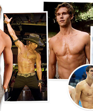 The Sexiest Celebrity Abs Belong To... See the Contenders
