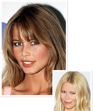 Claudia Schiffer Is 42 Today! See Her Transform