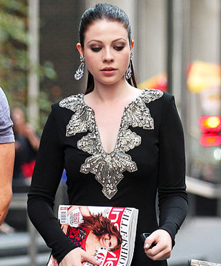 Spotted on the Set of Gossip Girl: InStyle's 652-Page September Issue!