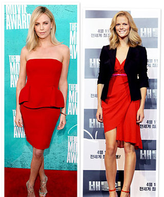 The Little Red Dress: Take It From Summer to Fall