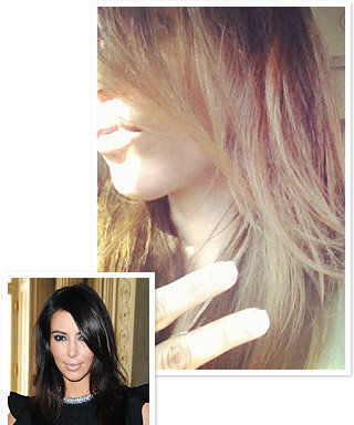 Kim Kardashian's Lighter Hair Color: All the Details