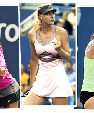 US Open Tennis Court Style: What the Pros Wear