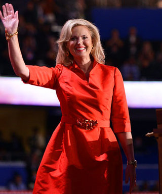 Republican Convention: Ann Romney's Oscar de la Renta Dress Details!