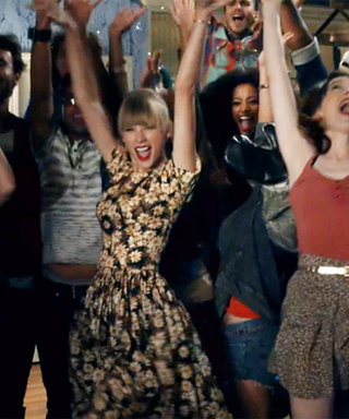 "Taylor Swift's ""Never Ever"" Music Video: Watch It!"