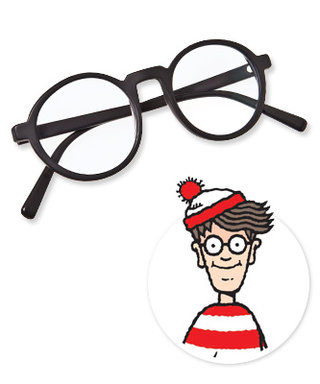Shop It! Warby Parker's Where's Waldo Anniversary Frames