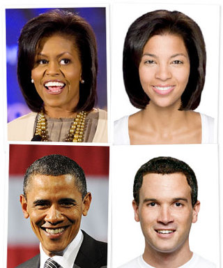 Democratic National Convention Tonight: Try on the Obamas' Hair!