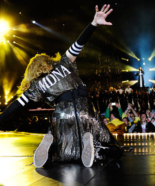 Watch the Video: Madonna's Glittering MDNA Tour Costumes
