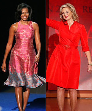 Michelle Obama or Ann Romney: Which Convention Look Do You Like Most?