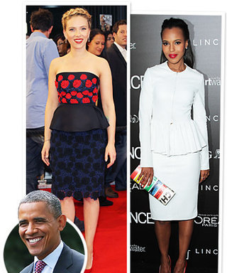 Democratic National Convention 2012: Scarlett Johansson and Kerry Washington to Appear