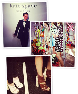 Spring 2013 Fashion Week: Behind-the-Scenes Instagrams From the Shows!
