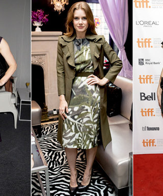 Amy Adams's Secret to Feeling Good: Don't Look in the Mirror