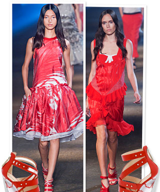 Prabal Gurung and Casadei Team Up on the Season's Must-Have Shoes