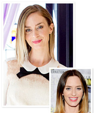 Emily Blunt on Her New Haircut: 'It's the Craziest Look I've Had!'