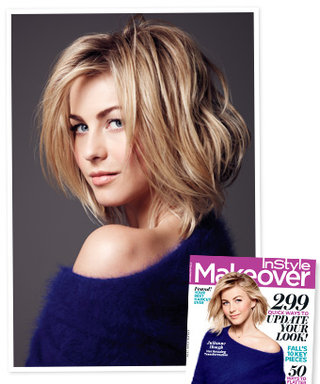 Julianne Hough Is This Year's InStyle Makeover Cover Girl!