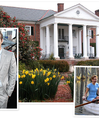 Blake Lively and Ryan Reynolds Got Married in the Actual House from The Notebook