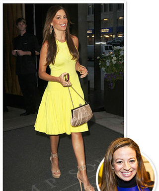 """Milly Designer Michelle Smith on Sofia Vergara: """"She's A Knock Out"""""""
