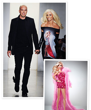 The Blonds Auction Off One-of-a-Kind Pink Barbie for MAC AIDS Fund!