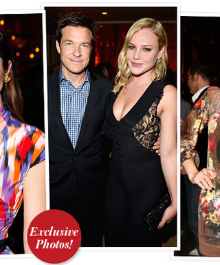 Toronto International Film Festival Culminates at InStyle and HFPA's Annual Bash!