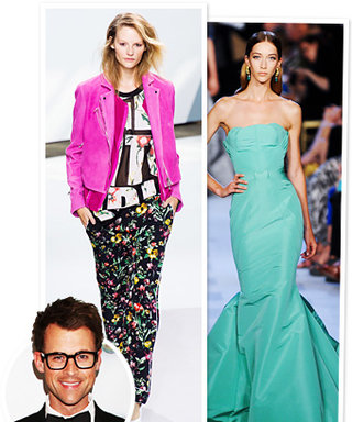 Brad Goreski's 6 Favorite Fashion Week Looks!