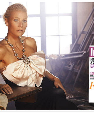 Gwyneth Paltrow Is InStyle's October Cover Girl!