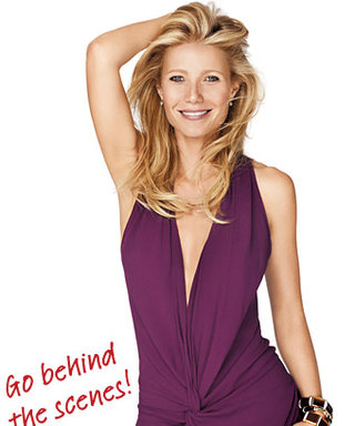 Gwyneth Paltrow Takes You Behind the Scenes at Her InStyle Cover Shoot!