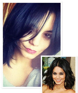 Vanessa Hudgens's Short Haircut Is Now Extension-Free
