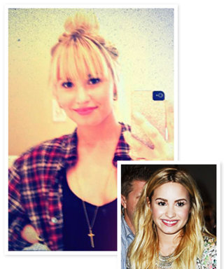 Demi Lovato Gets Bangs! Do You Like Her New Look?